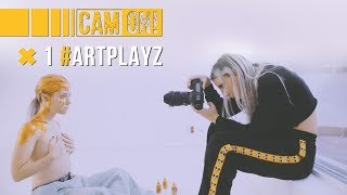 Cam On: programa 1: #ARTPLAYZ | Playz