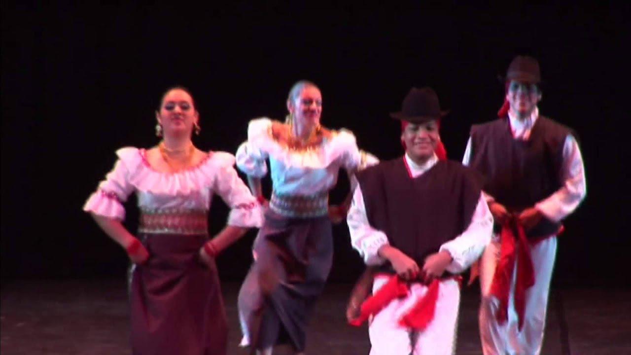 "Gioanny Torres / Folclor ""San juanitos"""