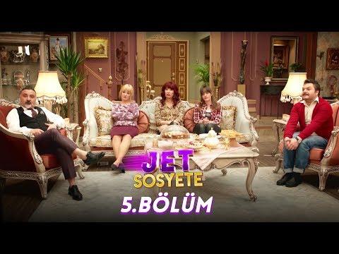 Jet Sosyete 1.Sezon 5. Bölüm (Tek Parça Full HD)