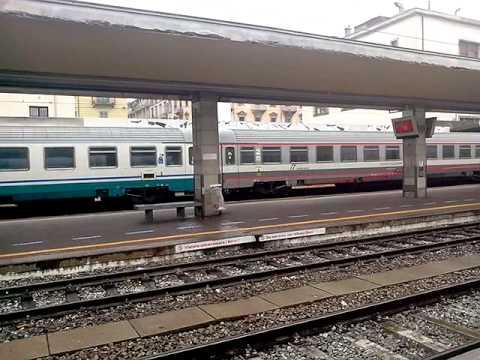 Annunci alla stazione di torino porta nuova parte 1 youtube - Orari treni porta nuova torino ...
