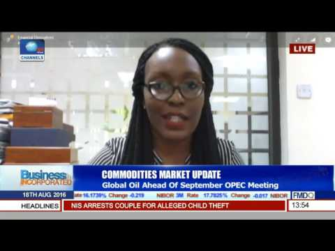 Business Incorporated: Perspective On Global Oil Ahead Of September OPEC Meeting