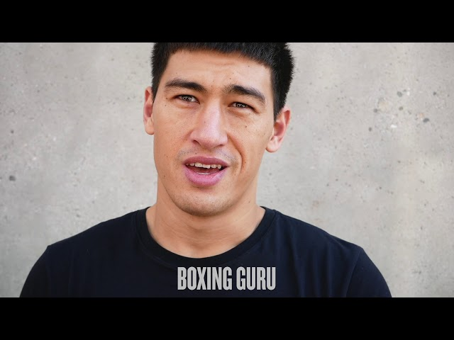 DMITRY BIVOL INTERVIEW PRIOR TO JOE SMITH JR TALKS BERNARD HOPKINS, KOVALEV AND YARDE