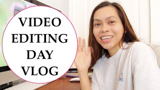Video editing day, Chit-chat Vlog