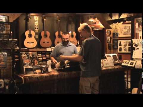 Ramirez Guitar shop tour - August 2012