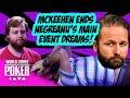 Bad Beat Makes Daniel Negreanu FAINT!?!?!