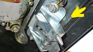 видео Автоматический замок багажника ВАЗ 2113, 2114, 2115