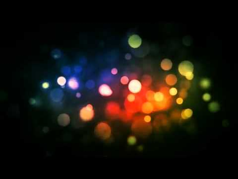 Bokeh Colorful Moving Background/Texture