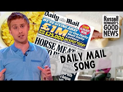 Daily Mail cancer song