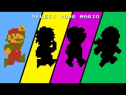 Клоны (?) Super Mario Bros.