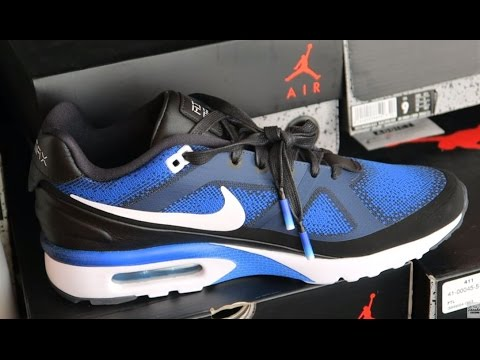 Unboxing Nike Air Max Ultra Mark Parker Shoes Including On Foot Look