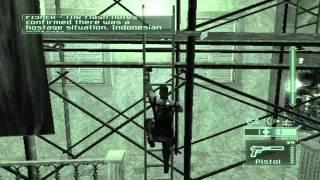 Splinter Cell: Pandora Tomorrow Walkthrough - US Embassy HD