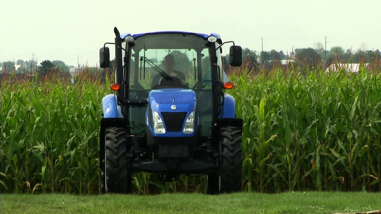 New Holland PowerStar T4 75 Tractor