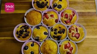 Pancake Bites  - Baby Led Weaning Recipes