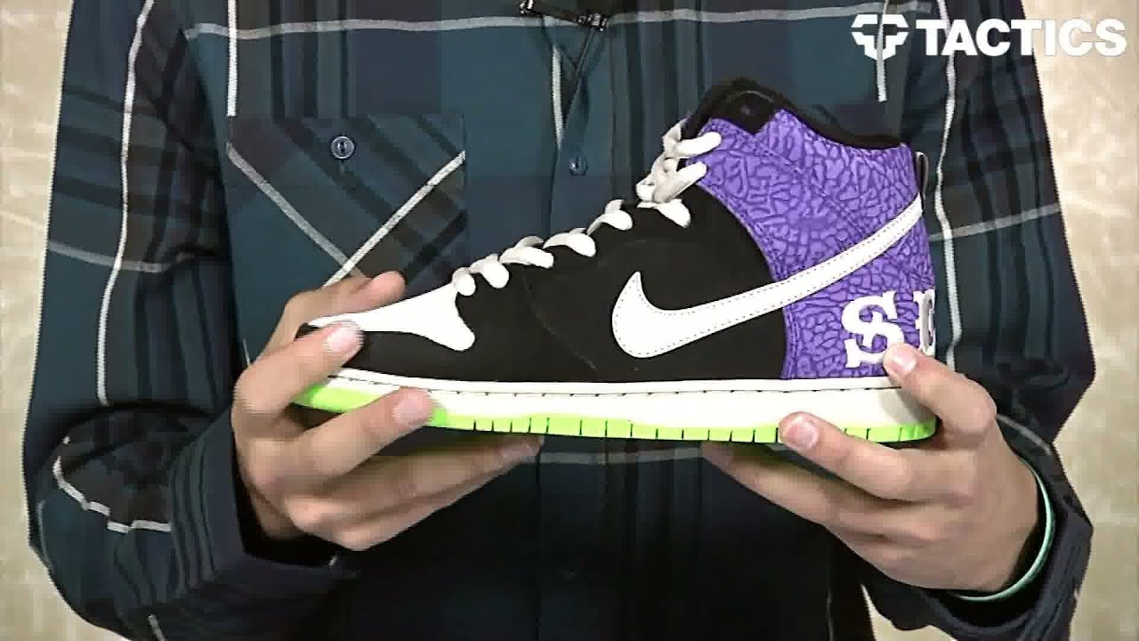best sneakers b7d6a fc4d0 Nike SB Dunk High Quickstrike