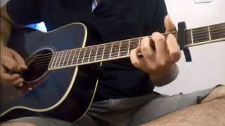 Baaton Ko Teri Guitar Lesson | All Is Well | Arijit Singh