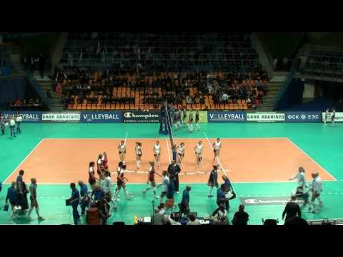 CEV CL 2013 Dinamo (Moscow) - Bank BPS FAKRO (Mushina)