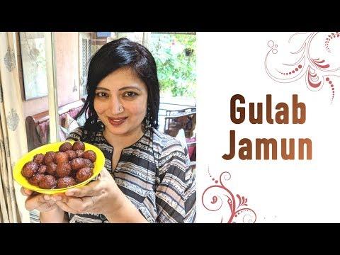 Gulab Jamun Recipe | Tasty and Easy | Samta Sagar