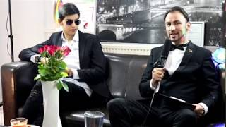 Interview with shahram hashemi in Germany