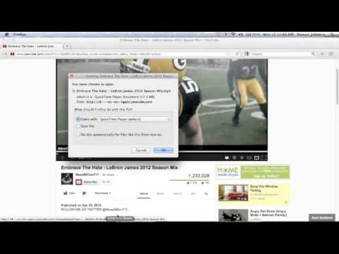 How to download Youtube videos Ramon J
