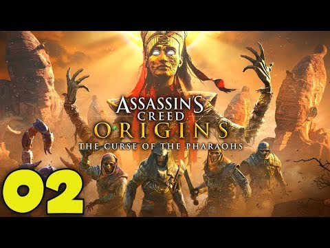 LE MONDE DES MORTS ! - 02 - ASSASSIN'S CREED ORIGINS The Curse of the Pharaohs (FR)