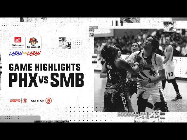 Highlights: G2: Phoenix vs. San Miguel | PBA Philippine Cup 2019 Semifinals