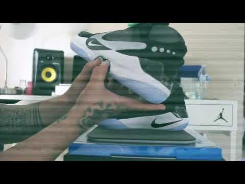 Nike Adapt BB Self-Lacing Shoes