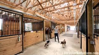 370 Goss Lane Lancaster MA horse farm