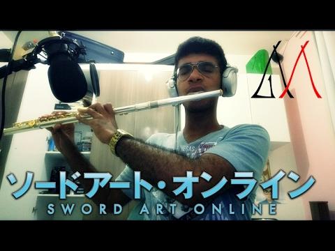 Sword Art Online - A Tender Feeling - Flute cover - With sheet