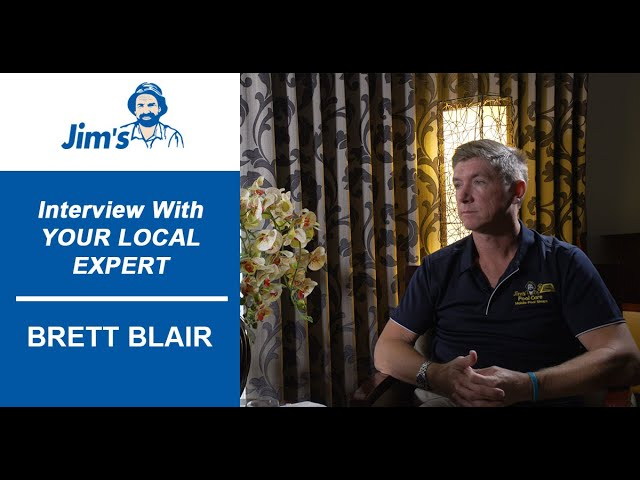 #JIMS Interview Brett Blair, from 23 to more than 100 Jim's Pool Care franchise owners