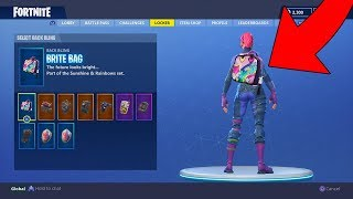HOW To get the BRITE BAG In FORTNITE! Unlocking Brite Bag in Fortnite Battle Royale