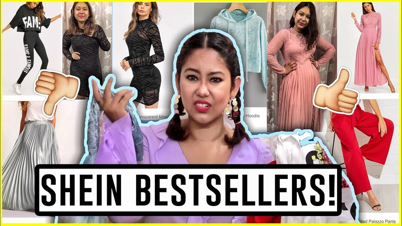 ca06df8a72 I Tried Only BESTSELLERS From SHEIN 😮 WORTH IT? |ThatQuirkyMiss ...
