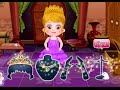 Baby Hazel Princess Makeover - Baby Hazel Games To Play - yourchannelkids