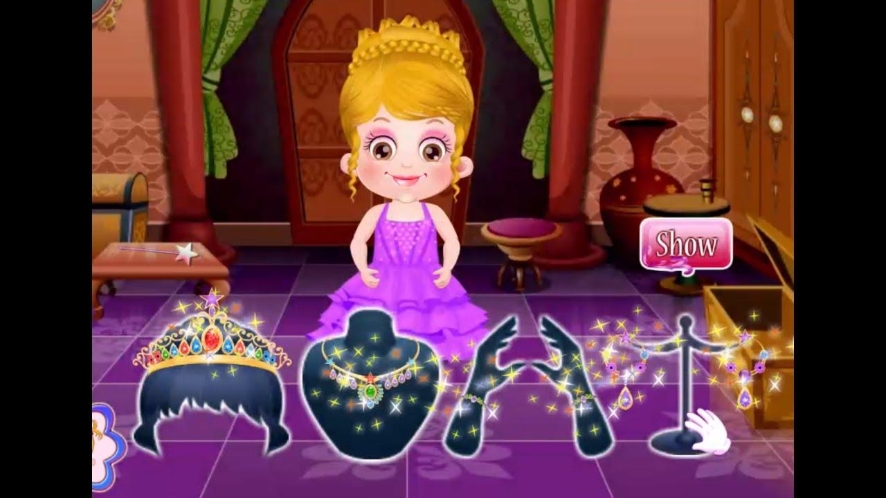 Play Baby Hazel Games Online For Free - GaHe.Com