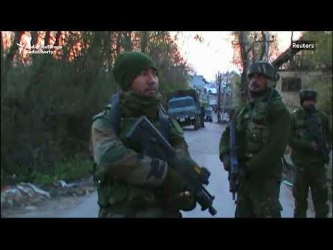 Violence In Kashmir Leaves Dozens Dead