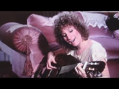 A STAR IS BORN - DELETED SCENE (1976) Barbra Streisand Plays Guitar. Mp3