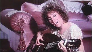A STAR IS BORN - DELETED SCENE (1976) Barbra Streisand Plays Guitar.