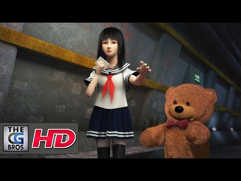 "CGI 3D **Award Winning*** Animated Short HD:  ""You Are Not Alone"" - by Yufeng Li"