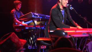 Andy Grammer - Fine By Me - Live in San Francisco 1/15/2012