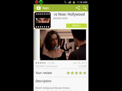 Movies now .apk + Tubemate = Download