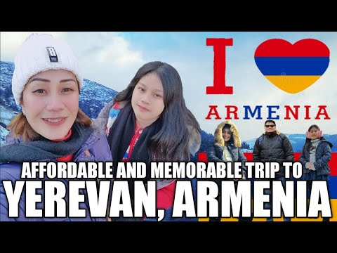 YEREVAN ARMENIA TOUR 2020 | BEST PLACES TO VISIT #yerevan #armenia #yerevanarmenia