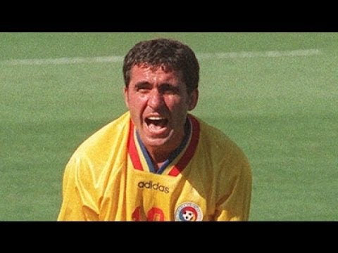România - Argentina (World Cup USA '94)