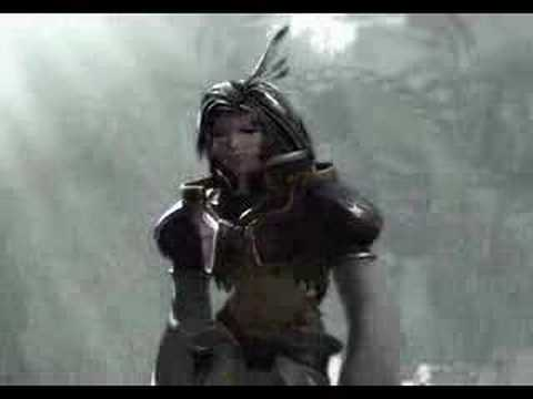 Final Fantasy IX - Kuja Leaving Burmecia