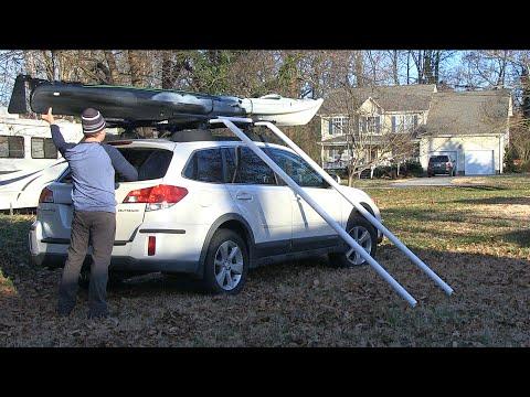 diy-kayak-boat-canoe-loader-no-lifting!