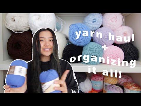 yarn haul +