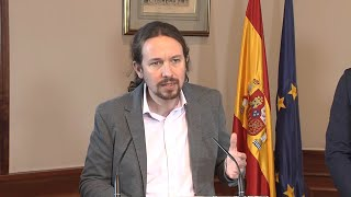 Iglesias agradece a Sánchez su generosidad para formar gobierno