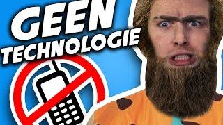 10 SITUATIES ZONDER TECHNOLOGIE!