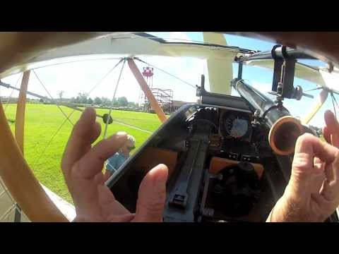 Kermie Cam - Sopwith Snipe - Part 2
