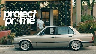 Solid x BMW E30 // Project Priime