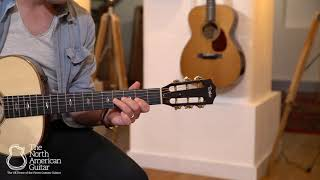 Taylor 712e 12-Fret Acoustic Guitar Played by Jimmy Brewer