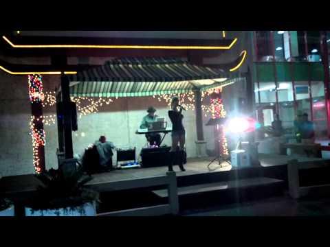 """""""Tâm Sự đời Bêđê"""" Thùy Dương hát chợ Tết Little Saigon 2013"""